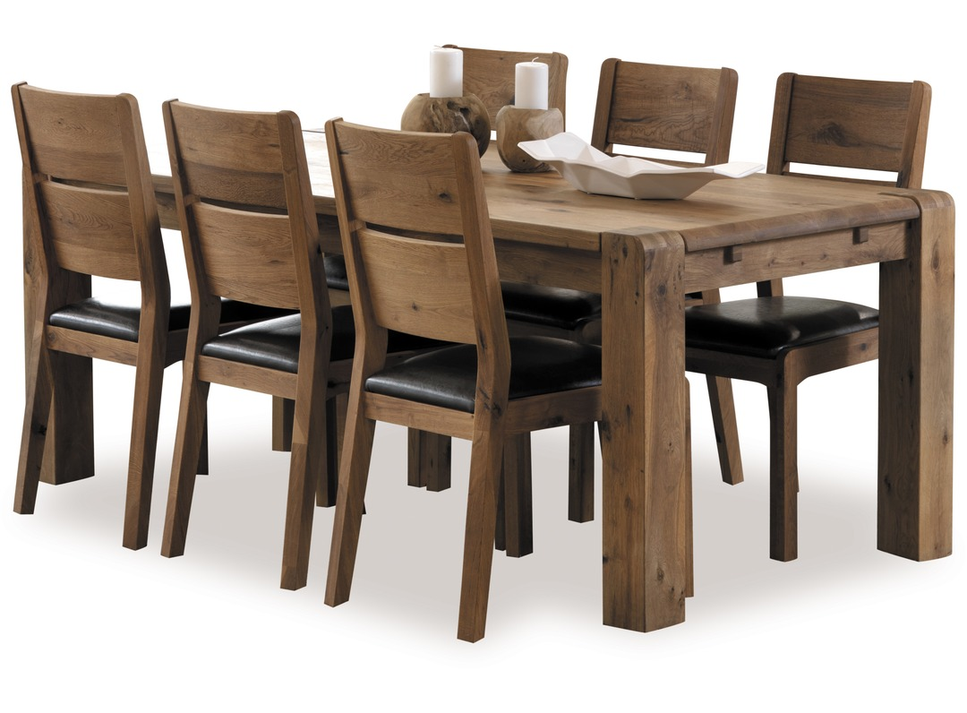 Imola 7 Pce Extension Dining Suite