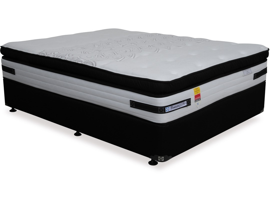 Sealy Enhance Charm Ultra Plush Queen Mattress And Base