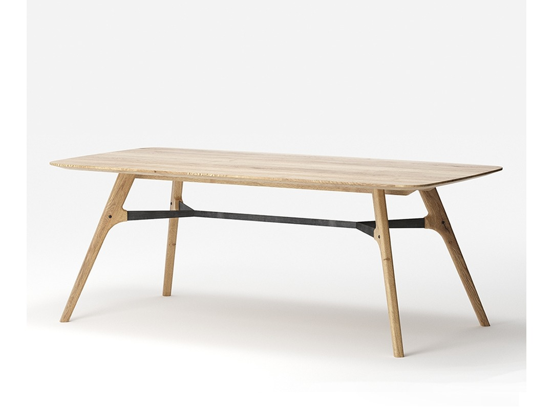 Flow dining table 130 x 85 for 85 dining table