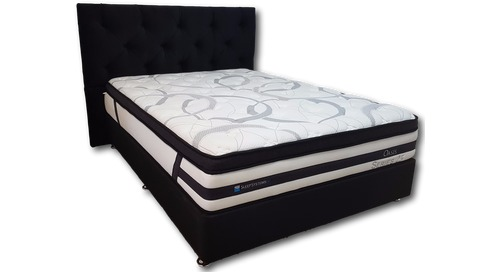 Oasis 25 Sleep Systems Queen mattress & base