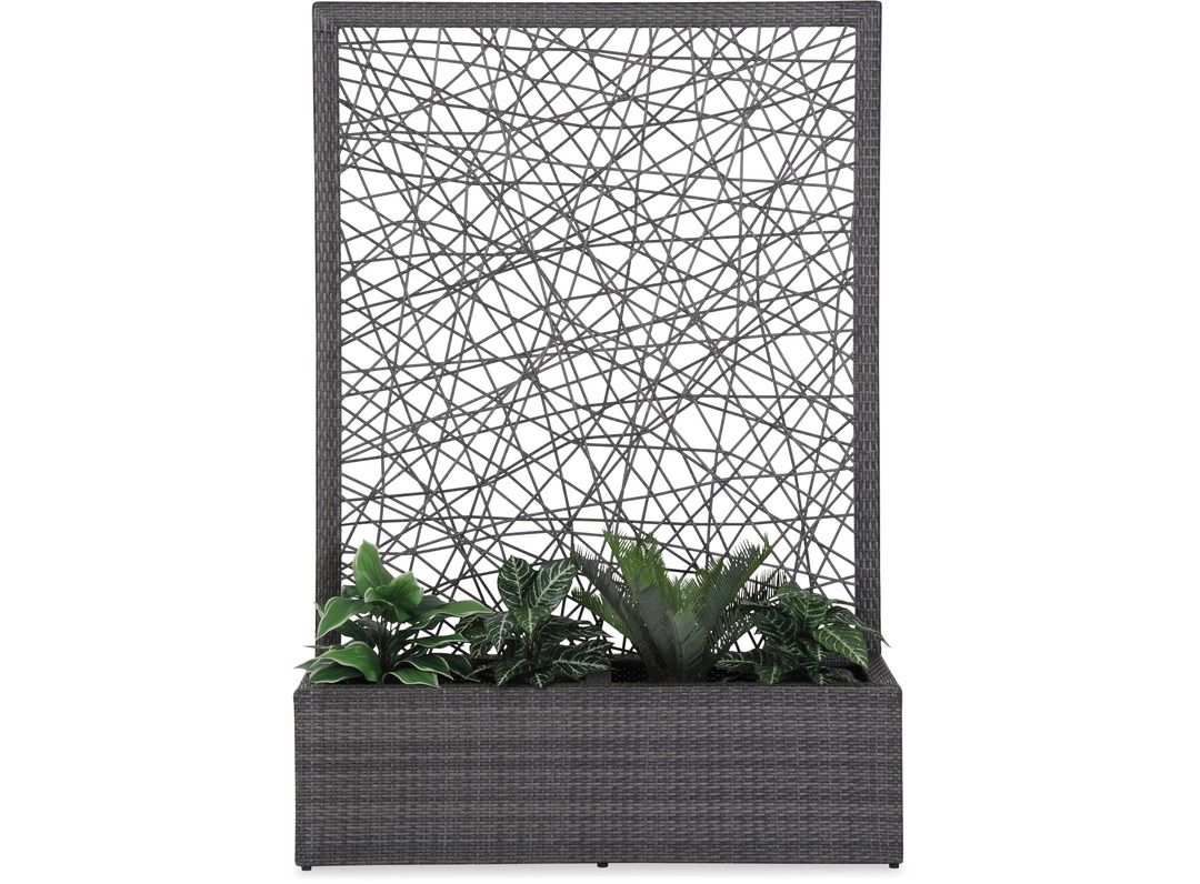 planter outdoor screen