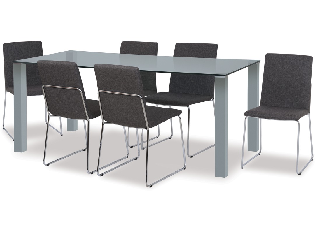 Kante Dining Table Kitos Chairs X 6