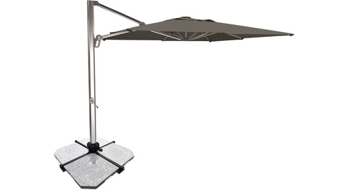 Atlas Pro 3m Square Cantilever Outdoor Umbrella
