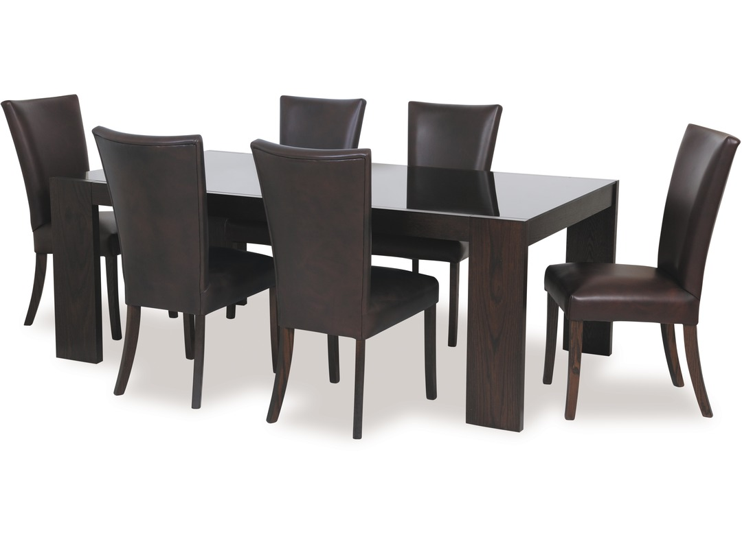 Jag dining table citi chairs suites